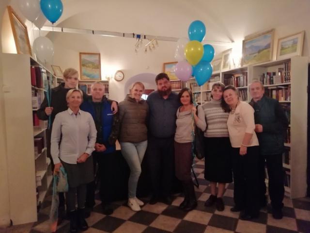 27 октября 2018 года при Казанском Храме в Котельниках прошла встреча соратников, в честь Дня рождения общества трезвости
