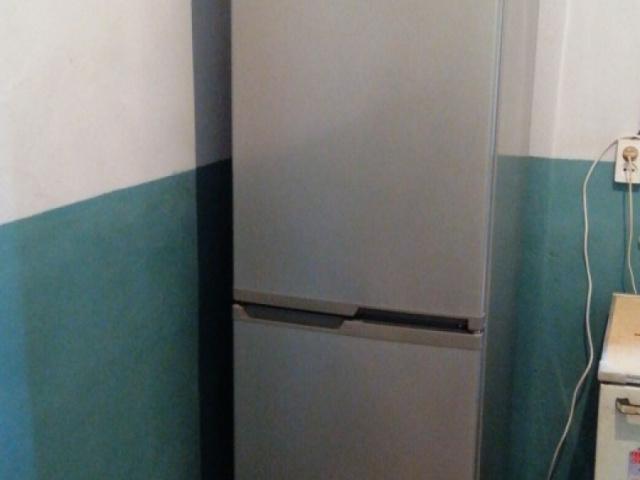 Наш новый холодильник
